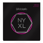 NYXL0942 D'Addario Nickel Wound Electric Guitar Strings Super Light