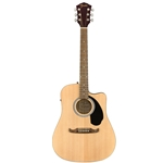 Fender FA-125CE Dreadnaught, Natural
