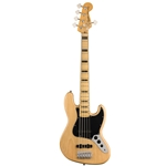 Squier Classic Vibe 70s Jazz Bass V, Natural