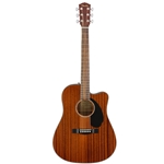 Fender CD-60SCE Mahogany Acoustic Guitar