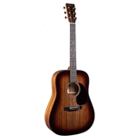 Martin D-16E Burst Acoustic Electric Guitar