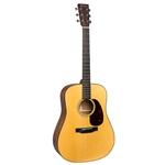 Martin D-18E Acoustic Electric Guitar