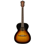 Fender FA-235E Concert Acoustic Electric Guitar, Sunburst