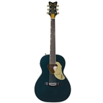 Gretsch G5021E-LTD Rancher Penguin Acoustic Guitar, Midnight Sapphire