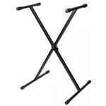 JamStands Single Brace X-style Keyboard Stand