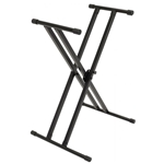Ultimate Support IQ Double Braced Keyboard Stand