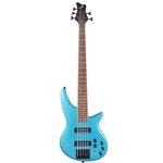 Jackson X Spectra 5-string Bass SBX V, Electric Blue