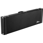 Fender Classic Series P Bass / Jazz Bass Case, Black
