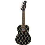 Fender Billie Eilish Concert Ukulele, Black