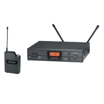 Audio-Technica ATW-2110BI 2000 Series UniPak Wireless System