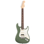 Fender American Pro Stratocaster HSS Shawbucker, Antique Olive