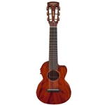Gretsch G9126 ACE Guitar Ukulele, Honey Mahogany Stain