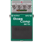 Boss BC-1X Intelligent Muiltiband Bass Compressor
