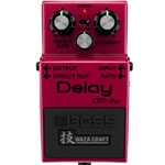 Boss DM-2W Analog Delay WAZA