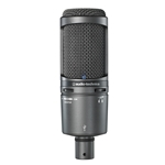AT2020USB+ Audio-Technica Cardioid Condenser Microphone with USB Digital Output