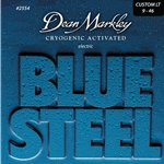 DM2554 Dean Markley Blue Steel Electric Custom Light