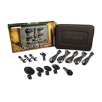 PGADRUMKIT5 Shure Drum Mic Kit