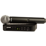 Shure BLX24/SM58 H9 Wireless System