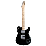 Fender Classic Series 72 Telecaster Custom, Black