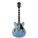Ibanez AS83STE Artcore Expressionist, Steel Blue