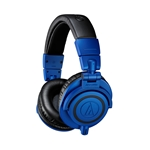 ATH-M50XBB Audio-Technica Headphones, LIMITED EDITION Blue/Black