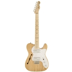 Fender Classic Series '72 Telecaster Thinline, Natural