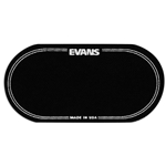 EQPB2 Evans EQ Double Pedal Patch, Black Nylon