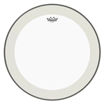 Remo Powerstroke 4 Clear Drum Head, 22""