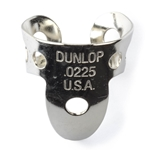 Dunlop Nickel Silver Finger Thumb Pick Set, .0225