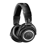 Audio-Technica ATH-M50XBT Headphones with Bluetooth