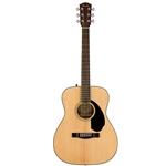 Fender CC-60S Acoustic Guitar, Natural