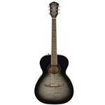 Fender FA-235E Concert Acoustic Electric Guitar, Moonlight Burst