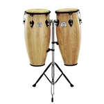 Pearl Primero Conga Set, with Stand, Natural