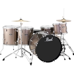 Pearl Roadshow 5pc Drum Kit, Bronze Metallic