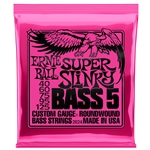 EB2824 Ernie Ball Super Slinky Nickel Wound Bass 5-String
