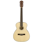Fender CT-60S Travel Acoustic Guitar, Natural