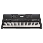 Yamaha PSRE463 61-Key Portable Keyboard with Survival Kit