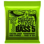 Ernie Ball 2836 Slinky Nickel Wound 5 String Bass Guitar Strings