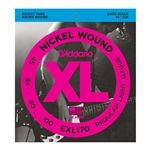 EXL170 D'Addario Nickel Wound Bass Guitar Strings Light, Long Scale