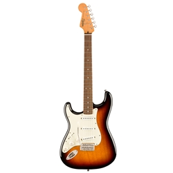 Squier Classic Vibe '60s Stratocaster, Left Handed, 3-Color Sunburst