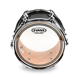 Evans EC2 Clear Drum Head, 12""