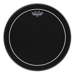 Remo Pinstripe Ebony Drum Head, 12""