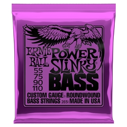 EB2831 Ernie Ball Power Slinky Nickel Wound Bass