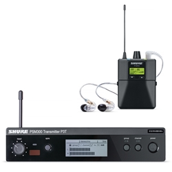 Shure PSM300 P3TRA215CL In Ear Monitor System