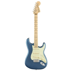 Fender American Performer Stratocaster, Satin Lake Placid Blue