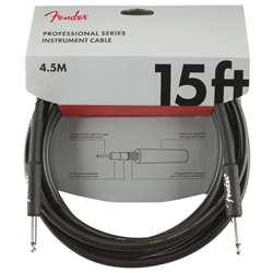 Fender Professional Instrument Cable, 15'