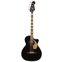 Fender Kingman Bass V2, Black