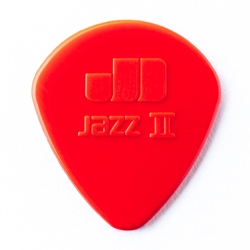 Dunlop Nylon Jazz II Picks, 6 pk