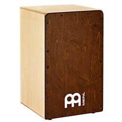Meinl Snarecraft Cajon, Almond Birch