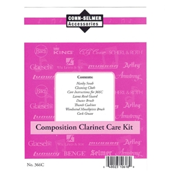 Conn-Selmer Care Kit, Clarinet